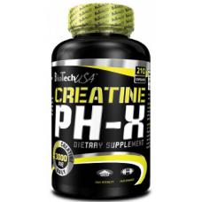 CREATINE pH-X, 210 caps