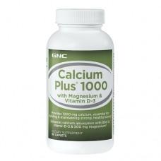 Calcimate Plus 1000 with Mag & D-3, 180capl.