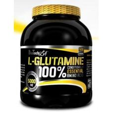 100% L-GLUTAMINE, 500г