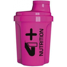Shaker, 300ml Pink