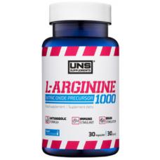 L-ARGININE 1000, 30 caps