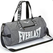 Everlast Сумка для спортзала Бочонок (серый)