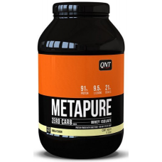 Metapure ZERO CARB Whey Isolate, 2000g