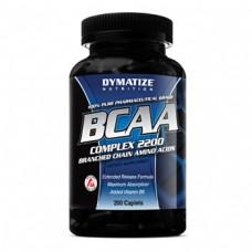 BCAA COMPLEX 2200, 200 capl.