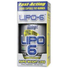 Lipo-6, 240 жидких капсул