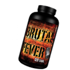 BRUTAL Fever 120 tabs