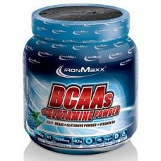 BCAA + GLUTAMINE POWDER, 550 g