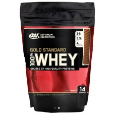 100% Whey Gold Standard bag, 450g