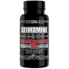 Stimamine Black, 90caps (ECA 50mg)