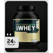100% Whey Gold Standard NATURAL, 2270 гр.