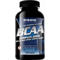 BCAA COMPLEX 2200, 400 capl.