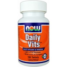 Daily Vits, 100 tablets