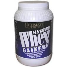 MASSIVE WHEY GAINER, 2 kg