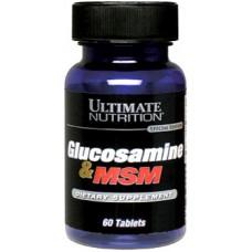 Glucosamine & MSM - 60 таб