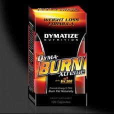 Dyma-Burn Epx 200, 120 caps