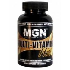 Multi vitamin HIS, 90 caps