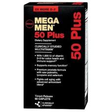 Mega Men 50 Plus, 60 Caplets