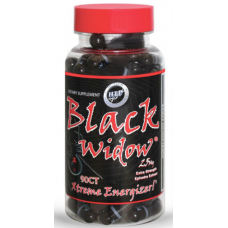 Black Widow, 90 caps (ECA+DMAA)