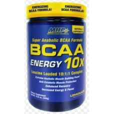 BCAA 10X Energy, 30serv