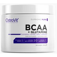 BCAA + GLUTAMINE, 200g