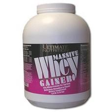 MASSIVE WHEY GAINER, 4,25 kg