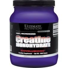 100% Micronized Creatine Monohydrate, 1kg.