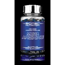 Mega Arginine, 90 caps.(аргинин)