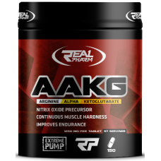 AAKG 1250mg, 150 tabs