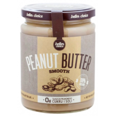 PEANUT BUTTER SMOOTH, 500g