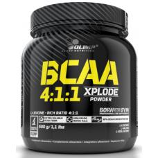 BCAA 4:1:1 Xplode Powder, 500g