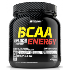 BCAA Xplode Energy, 500g