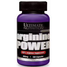 Arginine Powder, 100 caps