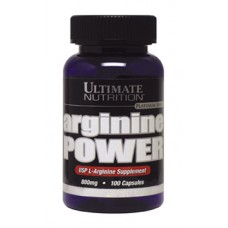 Arginine Power, 100 капсул
