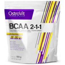 Extra Pure BCAA 2-1-1 500g