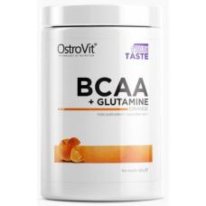 BCAA + GLUTAMINE, 500g (Orange)