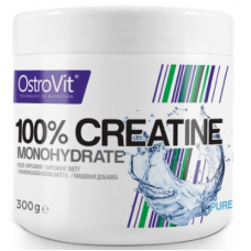 100% Creatine Monohydrate, 300g.