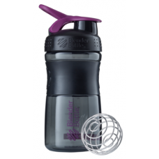SPORTMIXER, 590ml Black/Plum