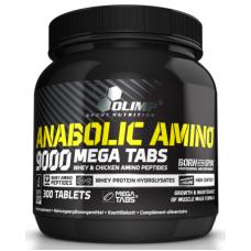 Anabolic Amino 9000, 300 tabs
