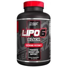 Lipo-6 Black, 120 Capsules
