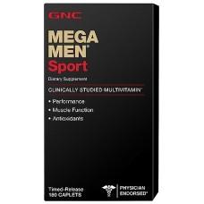 Mega Men Sport, 180 Caplets