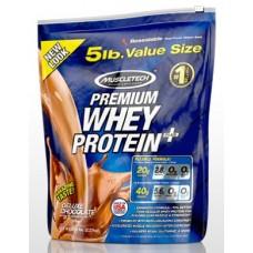 100% Premium Whey Protein Plus, 2267 гр.