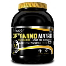 3P AMINO MATRIX, 240 tabs