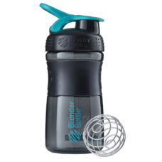 SPORTMIXER, 590ml Black/Teal