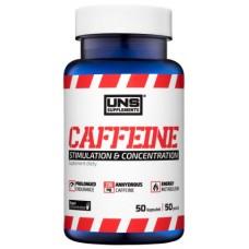 Caffeine 200mg, 50caps