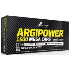 ARGIPOWER 1500, 120 MEGA CAPS (аргинин)