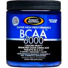 BCAA 6000, 180 tabs