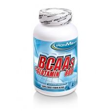 BCAA+Glutamin 800, 130 caps