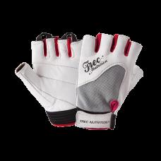 Перчатки женские FITNESS (белые)
