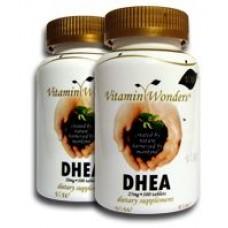 DHEA 25 MG, 100 tabs