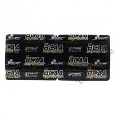 BCAA mega caps 1100, 30 капсул (блистер)